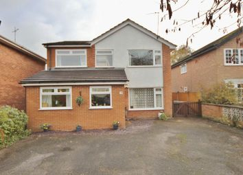 Thumbnail 4 bed detached house for sale in Quarry Close, Heswall, Wirral