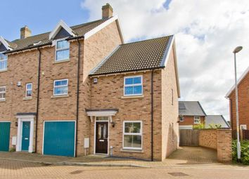 Thumbnail 2 bedroom end terrace house for sale in Sir Archdale Road, Swaffham