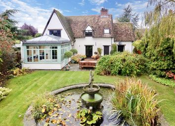 Thumbnail 4 bed detached house for sale in The Green, Great Staughton, St. Neots