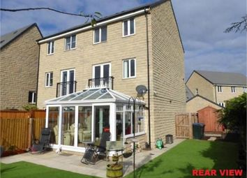 Thumbnail 4 bed semi-detached house for sale in Mill Race Lane, Laisterdyke, Bradford, West Yorkshire