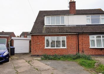 Thumbnail 3 bedroom semi-detached house for sale in Ambleside, Leicester