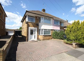 Thumbnail 3 bed semi-detached house for sale in Lingley Drive, Wainscott, Kent