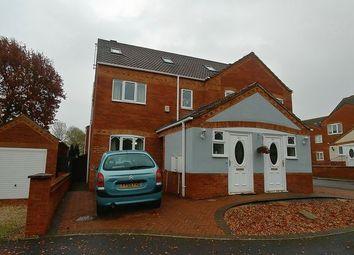 Thumbnail 3 bed semi-detached house to rent in Vagarth Close, Barton-Upon-Humber