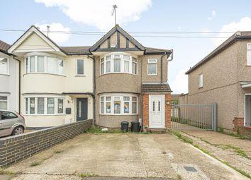 Ruislip, Middlesex HA4. 3 bed end terrace house