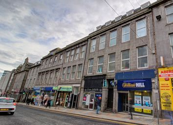 Thumbnail 1 bed flat for sale in Market Street, Aberdeen
