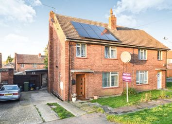 Thumbnail 3 bed semi-detached house for sale in Anson Crescent, Reading