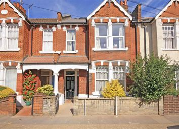 Thumbnail 3 bed flat to rent in Dunraven Road, London
