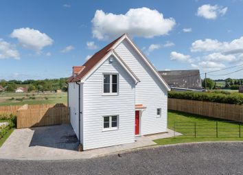 Thumbnail 3 bed detached house for sale in Goodnestone Road, Wingham, Canterbury