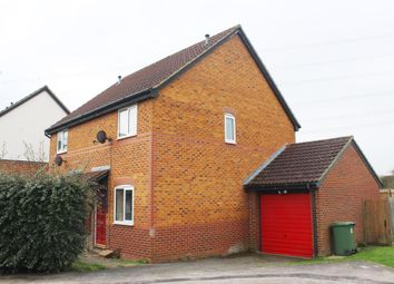 Thumbnail 2 bed semi-detached house to rent in Didcot, Oxfordshire
