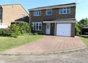 Thumbnail 4 bed detached house for sale in Fillingham Crescent, Scunthorpe, North Lincolnshire