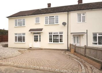 Thumbnail 4 bed end terrace house for sale in Halesworth Road, Harold Hill