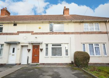 Thumbnail 3 Bed Terraced House For Sale In Shirley Road Acocks Green Birmingham