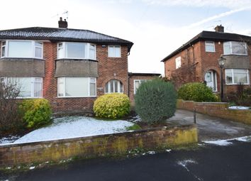 Thumbnail 3 bed semi-detached house to rent in Simpson Grove, Idle, Bradford
