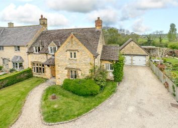 Thumbnail 4 bedroom end terrace house for sale in Carters Leaze, Great Wolford, Shipston-On-Stour, Warwickshire