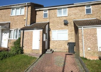 Thumbnail 3 bed terraced house to rent in Brussels Way, Luton