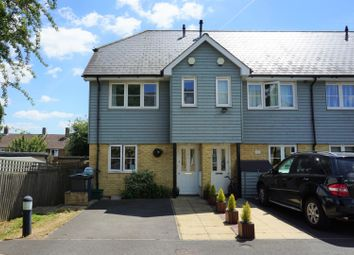 Thumbnail 2 bed end terrace house for sale in Stone Court, Sevenoaks