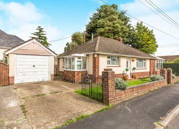 Thumbnail 3 bed detached bungalow for sale in Pardoe Close, Hedge End, Southampton