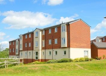 Thumbnail 2 bedroom flat for sale in Hollington House, Dixon Close, Enfield, Redditch