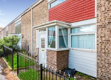 Thumbnail 3 bed terraced house for sale in Perran Close, Bransholme, Hull, East Yorkshire