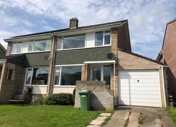 Thumbnail 3 bed semi-detached house to rent in Woodbury Avenue, Wells