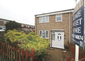 3 bed end terrace house to rent in Freshford Close, Langney, Eastbourne BN23