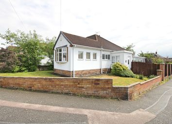 Thumbnail 2 bed semi-detached bungalow for sale in Glen Rise, Glen Parva, Leicester