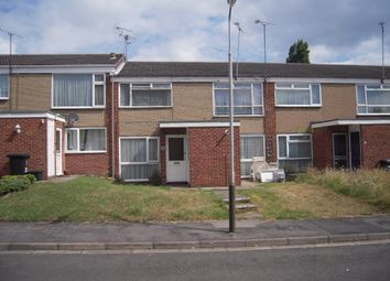 Thumbnail 2 bedroom flat to rent in Denis Close, Western Park, Leicester