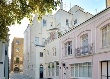 Thumbnail 4 bedroom mews house for sale in Montague Mews West, London