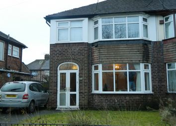 Thumbnail 3 bed semi-detached house to rent in Bowring Park Road, Broadgreen, Liverpool