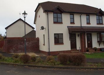 Thumbnail 2 bed semi-detached house to rent in Rooks Close, Roundswell