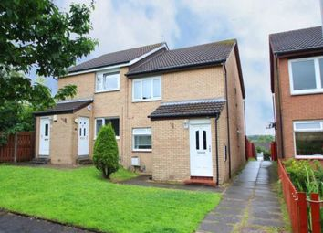 Thumbnail 1 bed flat for sale in Crossford Drive, Summerston, Glasgow