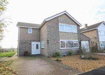 Thumbnail 5 bed detached house for sale in Barton Close, Witchford, Ely
