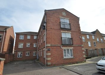 Thumbnail 2 bedroom flat for sale in Lock Keepers Court, Hull, Victoria Dock