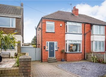 Thumbnail 3 bed semi-detached house for sale in East View, Leeds