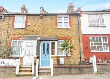 Thumbnail 2 bed terraced house for sale in Hillside Grove, Southgate, London, .
