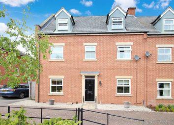 Thumbnail 4 bedroom town house for sale in Spalding Lane, Grange Farm, Kesgrave, Ipswich