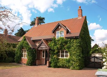 Thumbnail 4 bedroom detached house to rent in Carlton-On-Trent, Newark