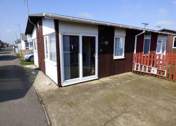 Thumbnail 2 bed mobile/park home for sale in 38A Third Avenue, South Shore Holiday Village, Bridlington