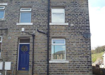 Thumbnail 2 bedroom terraced house to rent in Botham Hall Road, Longwood, Huddersfield