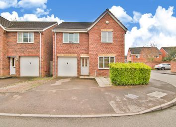 Thumbnail 4 bed detached house for sale in Oaklands Drive, Monmouth