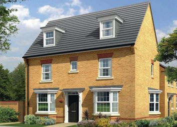 "Thumbnail 4 bed detached house for sale in ""Hertford"" at Sparken Hill, Worksop"