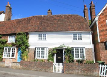 Thumbnail 3 bed property for sale in High Street, Cranbrook, Kent