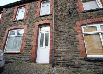 Thumbnail 5 bed terraced house for sale in Laura Street, Treforest, Pontypridd