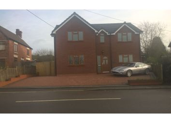 Thumbnail 5 bed detached house for sale in Tenbury Road, Clee Hill, Ludlow