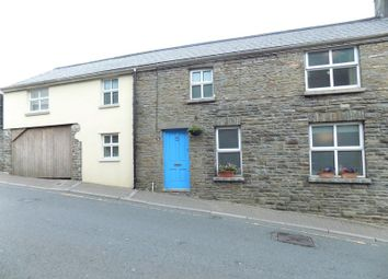 Thumbnail 2 bed semi-detached house for sale in The Mews, Church Street, Llantrisant, Pontyclun