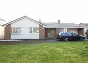 Thumbnail 3 bedroom detached bungalow for sale in Telegraph Road, Heswall, Wirral