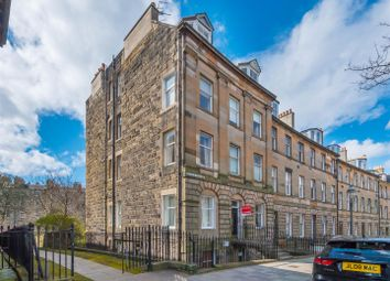 Thumbnail 1 bed flat for sale in Bellevue Crescent, New Town, Edinburgh