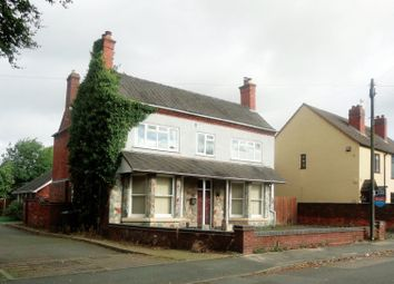 Thumbnail 3 bedroom detached house for sale in Beech Tree Road, Walsall Wood, Walsall, West Midlands