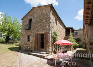 Thumbnail 4 bed semi-detached house for sale in Italy, Tuscany, Siena, Radicondoli.