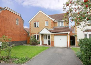 Thumbnail 4 bed detached house for sale in Jacobs Meadow, Portishead, North Somerset